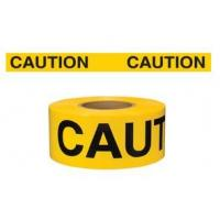 Buy cheap Nice Life Custom Printed Barrier Warning Tape / Barricade Caution Tape (NBS from wholesalers