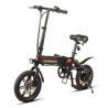 Buy cheap WWW.YOLCART.COM Samebike XW14 250W Smart Bicycle Folding 36V 8AH Moped Electric from wholesalers