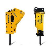 China Long Life Excavator Hydraulic Breaker Hammer / Hydraulic Concrete Breaker on sale