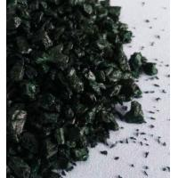 China Organic Sort Dark Green Color Sand High Tinting Strength And High Concentration on sale