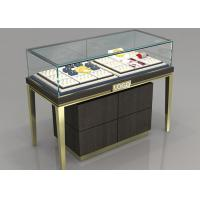 Buy cheap High End Jewelry Showcases - Luxury Jewelry Showcases Supplies With Design Serve from wholesalers