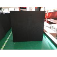 Wide View Angle RGB Outdoor LED Signs Display Board 1R1G1B 1920Hz Refresh Rate Manufactures