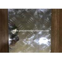 China Five rib pattern embossed aluminum sheet used in truck and ship on sale