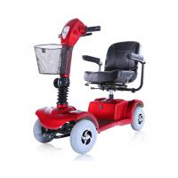 Hot 2015 D101-B CE European Standard Heavy-duty Mobility 4 Wheel Electric Scooter for Handicapped & Elders Manufactures