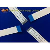 China High Technology 1 mm FFC Cable Flat Flexible 12 Pin Ribbon Cable For CD / DVD on sale
