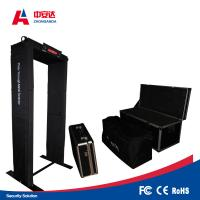 Quality Harmless Kids Body Scanner Metal Detector Door For Sport Events , Stadium for sale