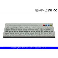 Buy cheap Rugged Wireless Waterproof Keyboard used for Military with Full Function and Number Keys from wholesalers