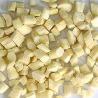 Healthy Freeze Dried Vegetables White Asparagus Dice Wholesale from China Manufactures