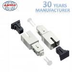 Telecommunciation SM Fiber Optic Accessories Male To Female 1 - 20dB High Durability Manufactures