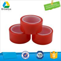 Quality Excellent Quality Acrylic Gule Strong Adhesive Super Clear PET Double Sided Tapes for sale