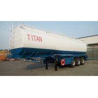 China tri-axle 6 cabin 40cbm fuel tanker 40,000 liters or more oil tankers truck for sale  TITAN VEHICLE on sale