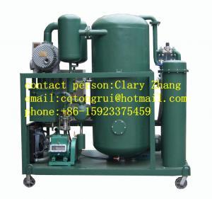 ZJA insulation oil purify machine Manufactures