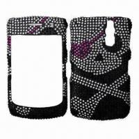 Crystal Diamond Bling Case for BlackBerry Curve 8350i Manufactures