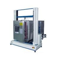 High And Low Temperature Tensile Strength Testing Machine 1-500mm/min Test Speed Manufactures