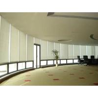 Modern Luxury Home Textile Fabric , Curtain Fabric Vertical Roller Blinds with Polyester Manufactures