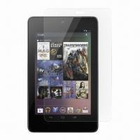 Anti-glare Screen Protector for ASUS Google Nexus 7 with Long Lasting Protection Manufactures