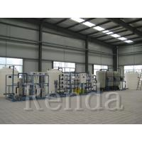Juice / Pure Water Treatment RO Water Treatment Systems 4.0Kw 110V 220V 380V Manufactures