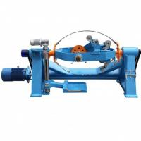 High Speed Skip Stranding Machine Filling Rope Stand For BLVVB Cable Reel Manufactures