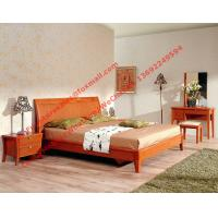 Whole set of MDF melamine panel with solid wood Apartment bedroom furniture in cheap price from China millwork manufactu Manufactures