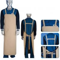 Abrasive Resistant Protective Clothing Aprons Thick PVC For Chemical Industry Manufactures