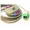 Buy cheap 12 Pin Fetal Monitor Transducer Fit GE Corometrics 5600 AAX / 5700HA Module from wholesalers