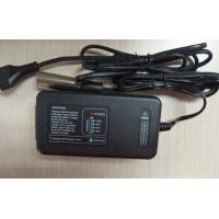 Lithium-Ion / Polymer / LiFePO4 Battery Pack Charger with LED Indicator Manufactures