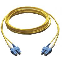 China Singlemode Multimode SC / PC - SC Fiber Optic Patch Cord,1M, 3M, 5M, customized on sale