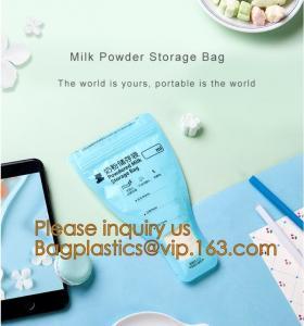 Baby Milk Powder Storage Bag Milk Powder Packing Bag Wholesale,BPA free breast milk storage bag,Milk Powder Storage Bag Manufactures