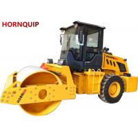 China 8000kg 608S Heavy Equipment Roller Small Road Roller Construction Machinery on sale