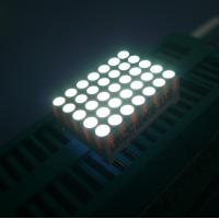 High Luminous Flexible Dot Matrix Display LED Screen For Message Board Manufactures