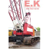 America Manitowoc crawler crane tracked lattice boom crane lifting equipment 4000W 150ton for sale