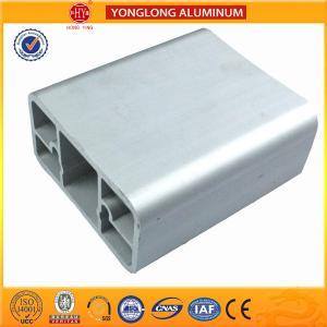 Anodic Oxidation Coated Furniture Aluminum Profiles Length Shape Customized Manufactures