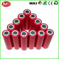 3.2V 1350 MAH 18650 Lithium Rechargeable Battery 1500 Times Cycle Life Manufactures