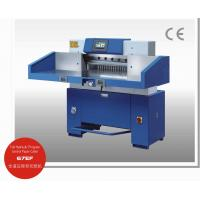Digital Printing / Graphic Express Printing Unit Hydraulic Paper Cutting Machine Manufactures