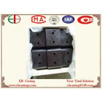Ni-hard 4 Mixer Blade Parts with Lost Wax Process EB35002 Manufactures