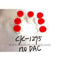 White Human Growth Hormone Peptide CJC1295 Without DAC CAS 863288-34-0 Manufactures