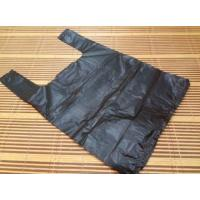 China Black Compostable Trash Bags , Compostable Plastic Bags For Supermarket on sale