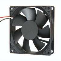 Buy cheap High Temperature Exhaust 12 Volt Axial Fan For Computer Cases from wholesalers