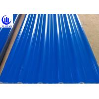 PVC Resin Light Weight Plastic Roof Tiles For Building Materials Decorative Roof Manufactures
