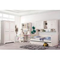 Buy cheap Good quality New design white color modern children bedroom furniture 616B from wholesalers