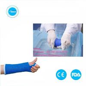 China Hospital Medical Product Synthetic Cast Orthopedic Cast Tape Medical Cast Bandage on sale