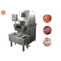 Industrial Meat Injector Machine Stainless Steel 304 Material 1 Year Warranty Manufactures