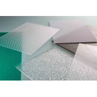 China Waterproof Twin Wall Hollow Sheet / 1 Inch Thick Polycarbonate Sheet on sale