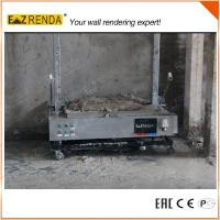Multi Purpose Plaster Rendering Machine , Concrete Sprayer Machine For Construction Manufactures