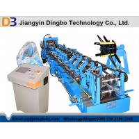 11 KW Z Purlin Roll Forming Machine with Well Compressive Strength Manufactures