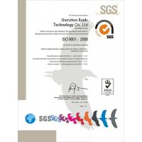 Shenzhen Roids Technology Co.,Ltd Certifications