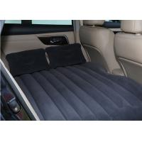 SUV Seat Sleep Inflatable Car Bed Travel Outdoor camping Car Air Mattress & Pillow Manufactures