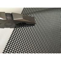 Security Stainless Steel Wire Grid Panels , Square Welded Wire Mesh 10 X10 12 X12 Manufactures
