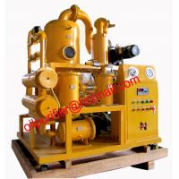 Oil Purification Plant ,Oil Processing Flushing Equipment for 20MW to 50MW Transformer Manufactures