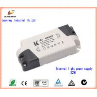 9-12W down-light LED power supply with SAA certificate Manufactures